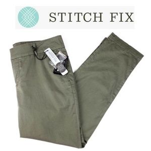 Kut from the Kloth Stitch Fix Crop Trouser Pants